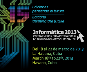 Informatica 2013 Opens Today in Havana