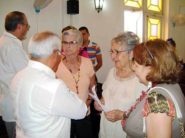 Cuban Pastoral Platform Demands End of Injustice against The Five