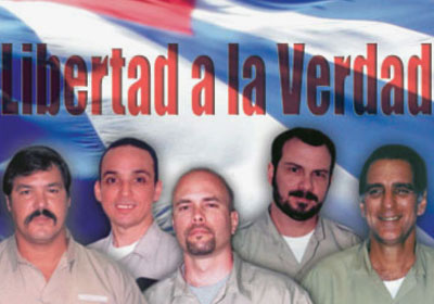 Vancouver Cuban Five Committee Announces May 5 Demonstrations