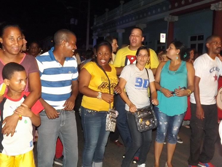 Festejan pinareños otorgamiento de la sede del 26 de Julio