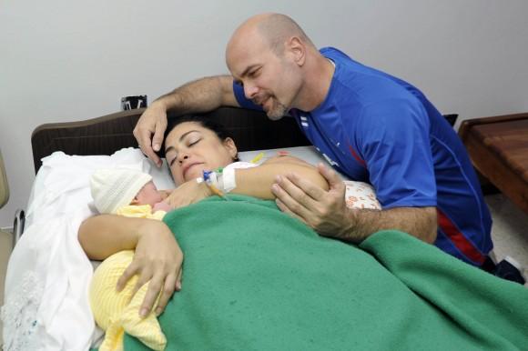 Daughter of Gerardo Hernandez Born