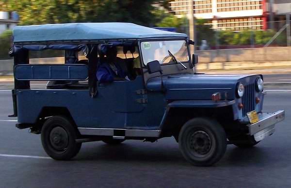 Jeep Willy. Foto: Abel Rojas.