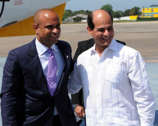 PM Lamothe Acknowledged Cuba�s Contribution to the Future of Haiti