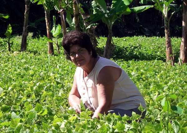 Mujer cubana. Foto Abel Rojas.