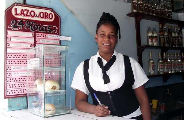Gastronómica cubana. Foto Abel Rojas.