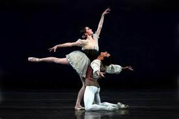 Megan Fairchild y Joaqu�n de Luz (The New York City Ballet) Foto: Cubas�