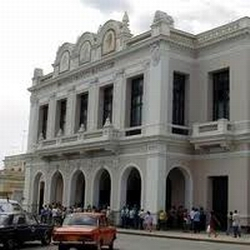Teatro Tom�s Terry, Cienfuegos.