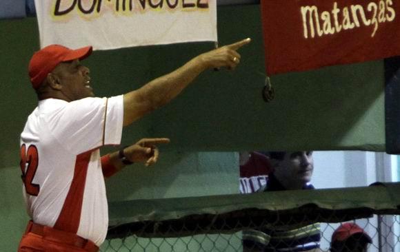 Matanzas va de primero en la 54 Serie Nacional de Béisbol
