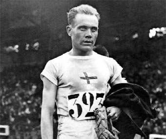 Paavo Nurmi and his rightful presence in the Hall of Fame