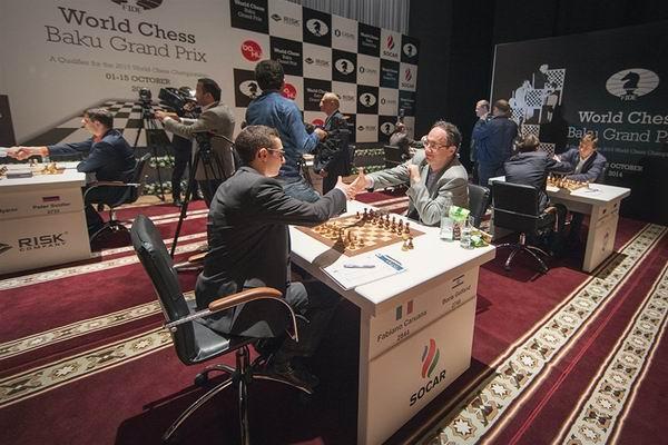 Pierde Leinier ante el ruso Karjakin en Gran Prix mundial de ajedrez