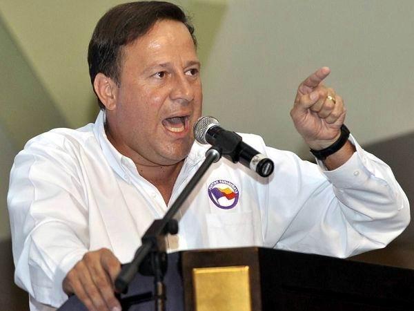 Juan Carlos Varela, el nuevo presidente de Panamá