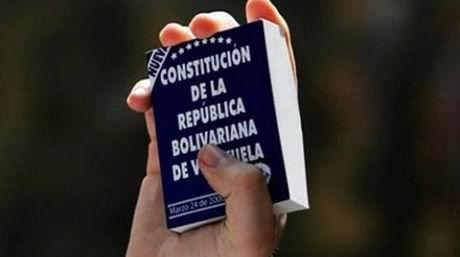 Quince a�os de Constituci�n bolivariana