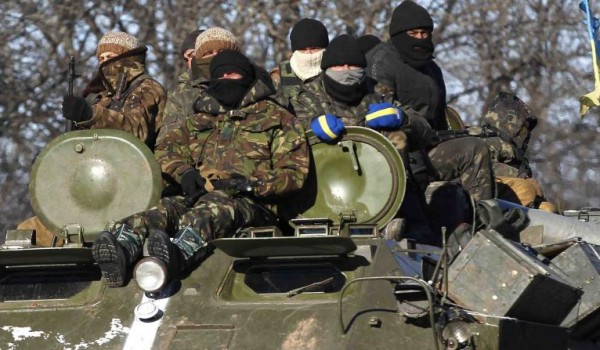 Ukraine for the withdrawal of Heavy Weaponry