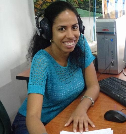 Geisy Guia Delis, Redactor Reportero de Prensa