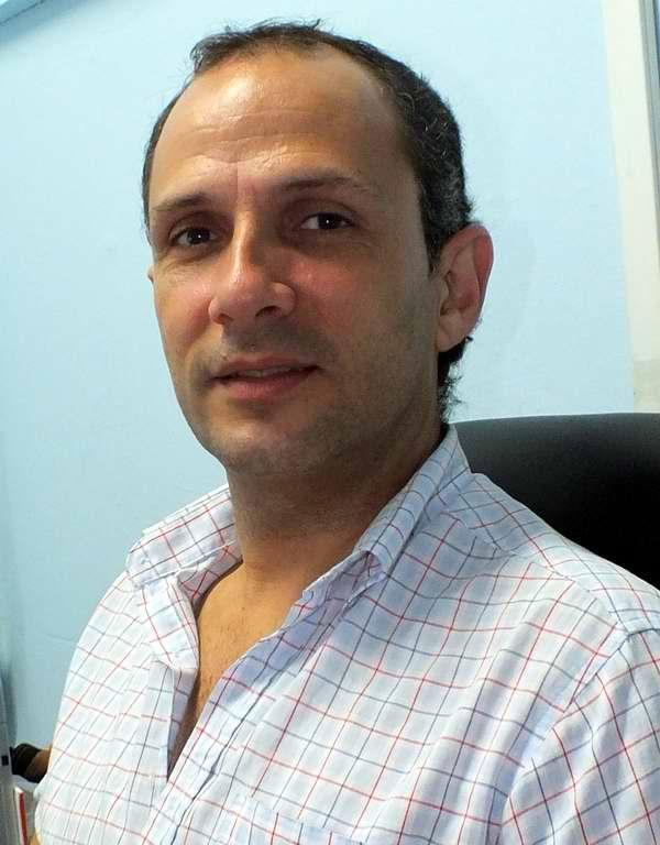 Orestes Torres Aleaga, Jefe de Departamento de Programacón